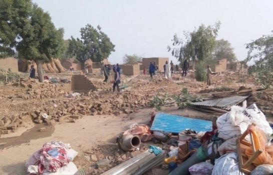 Plusieurs villages de Ouangolodougou ont été detruit