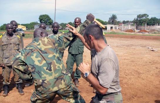 l'armée guinéenne confronté à un nouveau problème