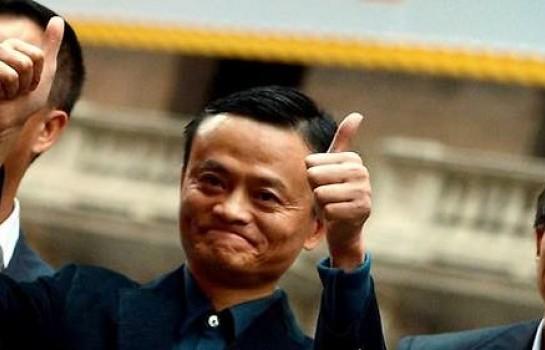 Jack Ma, le PDG du conglomérat chinois Alibaba réalise une performance phénoménale au premier trimestre 2019