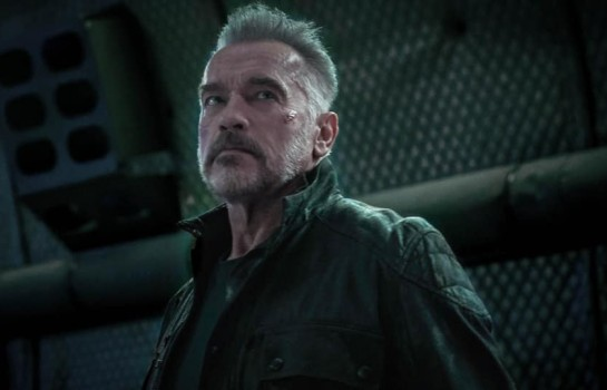 Arnold Schwarzenegger reste robuste