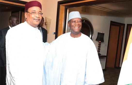 Mahamadou Issoufou a souhaité l'industrialisation de l'Afrique après l'étape de la zone de libre-échange continental
