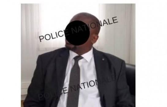 Moustache Diaby arrêté pour une rumeur d'attaque armée