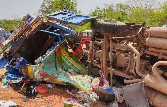 Le Mali frappé par un dramatique accident