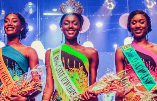 Côte d'Ivoire : Tara Gueye élue miss Côte d'Ivoire 2019
