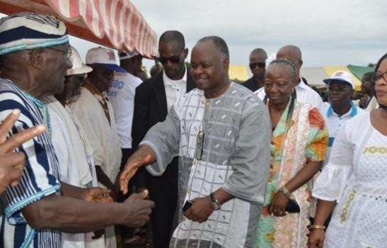 Hubert Oulaye salue le rapprochement entre Bédié et Gbagbo