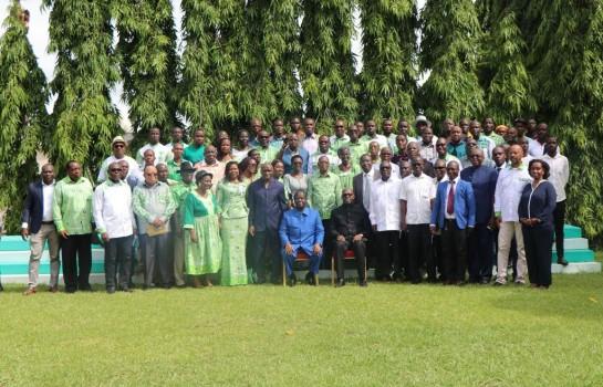 Bédié met les militants du PDCI-RDA en ordre de bataille