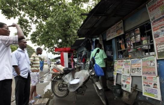 Titrologie: Revue de presse de Côte d' Ivoire du 7 juin 2019