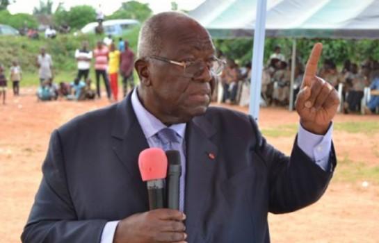Zapka Kobenan souhaite un 3e mandat d' Alassane Ouattara