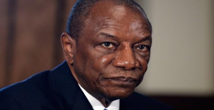 Guinée : Alpha Condé accuse les pays européens !