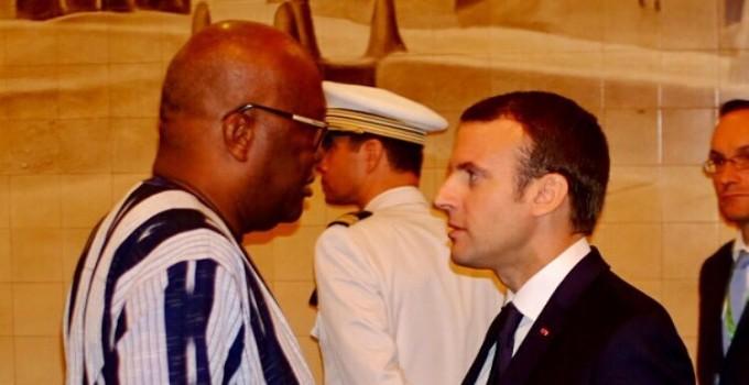 Roch Kaboré à Paris ce mercredi pour le G5 Sahel