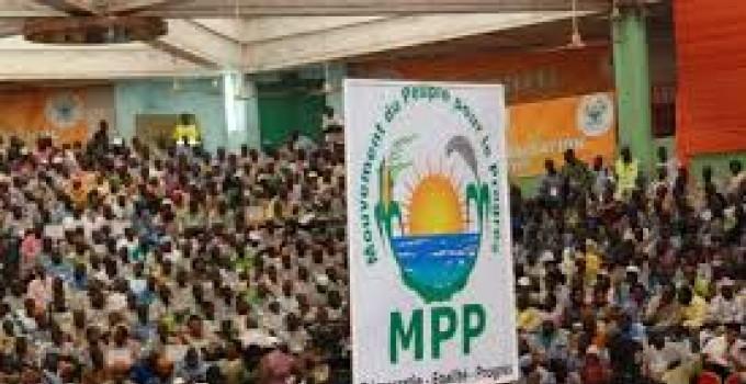 le MPP plaide pour un renforcement des liens avec le RDR