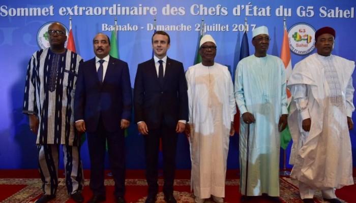Afrique: Le G5 Sahel va se renforcer à Bruxelles