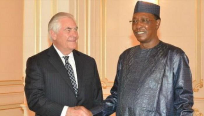 Lutte antiterroriste: L'aide de Tillerson pour le Nigeria et le Tchad