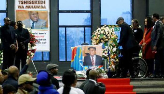 RDC : Félix Tshisekedi va honorer son père défunt Etienne