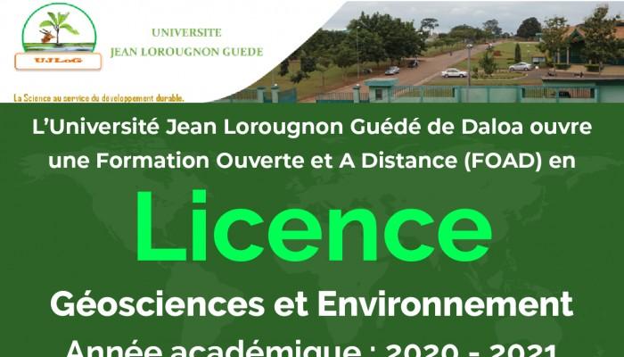 L'université Jean Lorougnon Guédé de Daloa ambitionne la transformation numérique des enseignements. Il s'agit pour elle de favoriser une plus grande intégration des nouvelles technologies de l'information et de la communication dans les