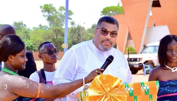 Le Plateau - Législatives 2021: Hamed Koffi Zarour est candidat !