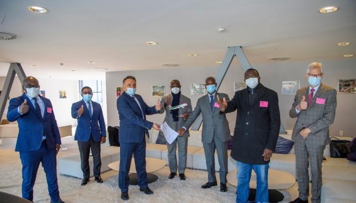 Transport aérien: Airbus annonce de grands projets avec Air Côte d'Ivoire