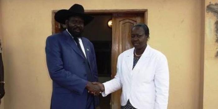 Soudan du Sud : Jemma Kumba, première femme à la tête du Parlement