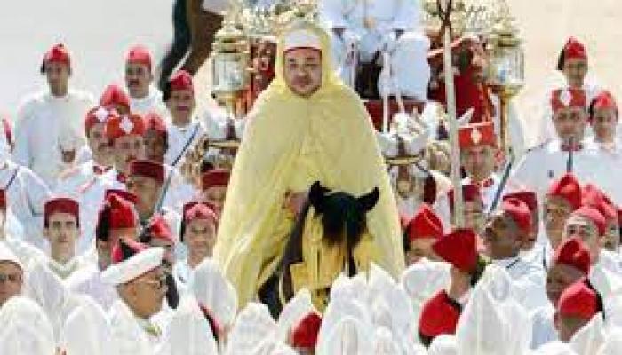 Fête du trône: 22 ans que Mohammed VI est couronné roi du Maroc