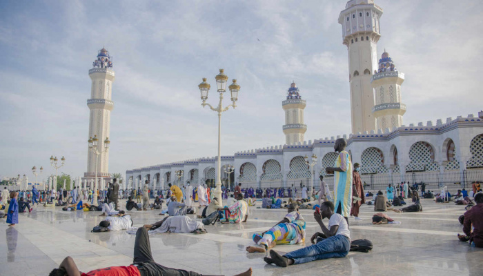 Sénégal: Début du pèlerinage de la confrérie soufie à Touba