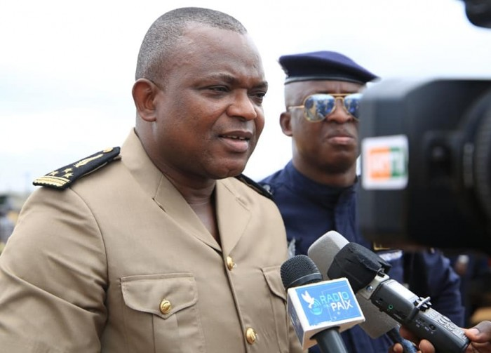Menaces d'orages sur Abidjan: Le préfet Vincent Toh Bi appelle à ...