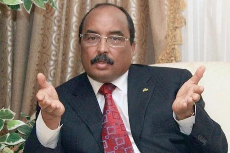 Ouverture de la campagne présidentielle en Mauritanie