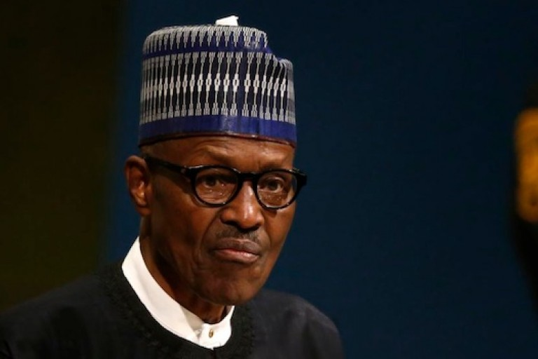 Muhammadu Buhari président du Nigeria