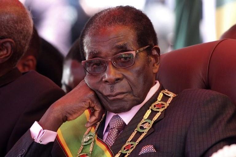 Rober Mugabé quitte la présidence du Zimbabwé
