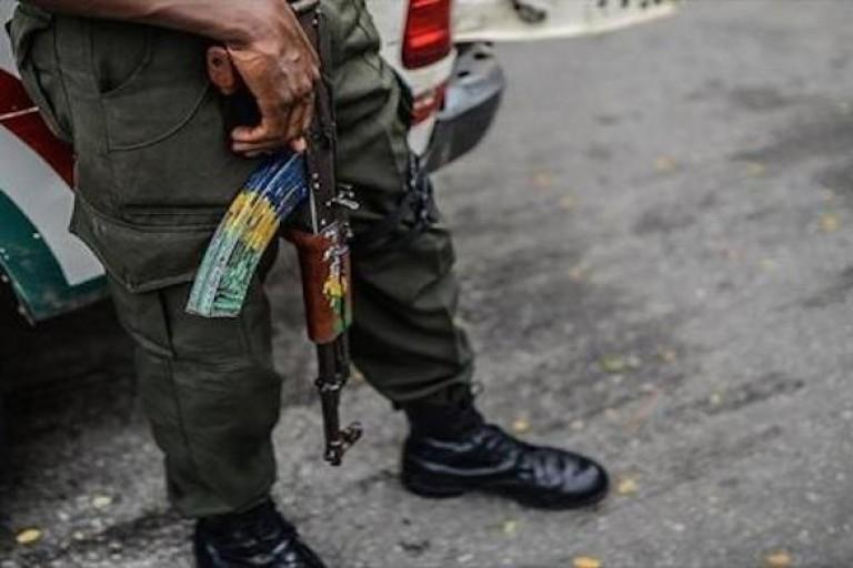 A Bamenda les gendarmes sont sur leur garde