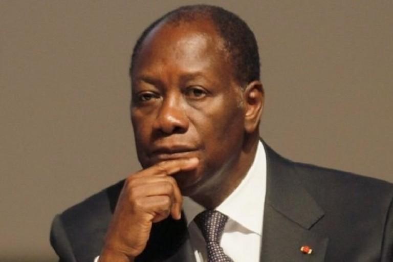 Fin 2017, le président Alassane Ouattara à l'heure du bilan