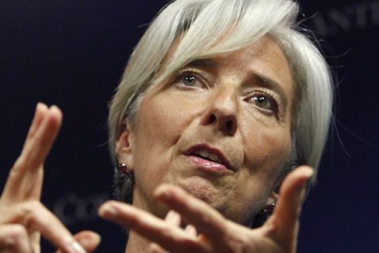 Christine Lagarde va quitter le FMI