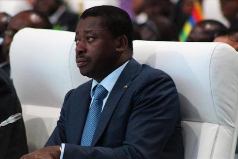 Faure Gnassingbé, soucieux de la crise togolaise