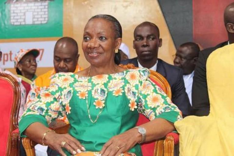 La grande Chancelière Henriette Diabaté a demandé pardon aux femmes ivoiriennes