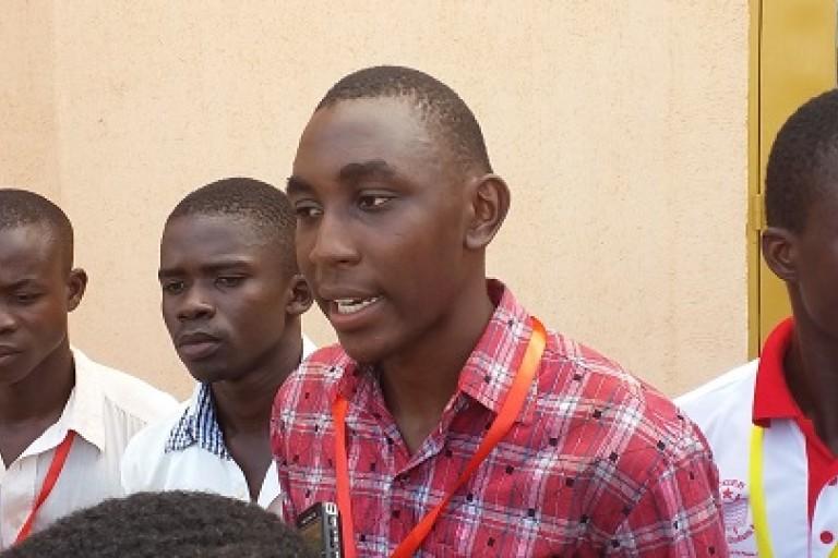 Ismaël Traoré de l' UGEB accuse