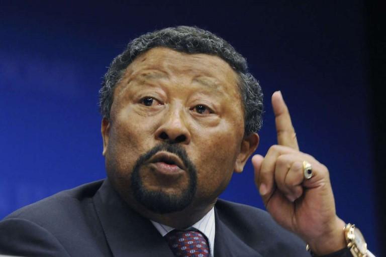 Jean Ping, candidat malheureux à la dernière élection présidentielle au Gabon