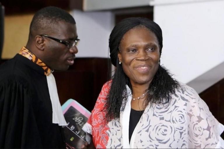 Simone Gbagbo ouvre une procédure contre les poursuites de la CPI