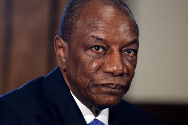 Insécurité galopante à Conakry. Le président Alpha Condé interpellé.