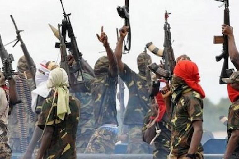 des jihadistes de Boko Haram au Nigeria