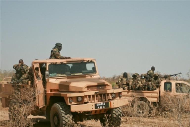 Attaque de civils au Mali