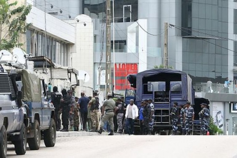 Yéo Sihifowa croupit en prison à Libreville.