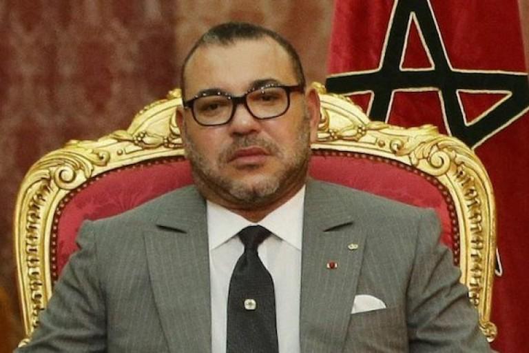 Mohamed IV, roi du Maroc
