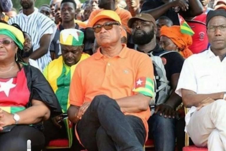 L'opposition togolaise