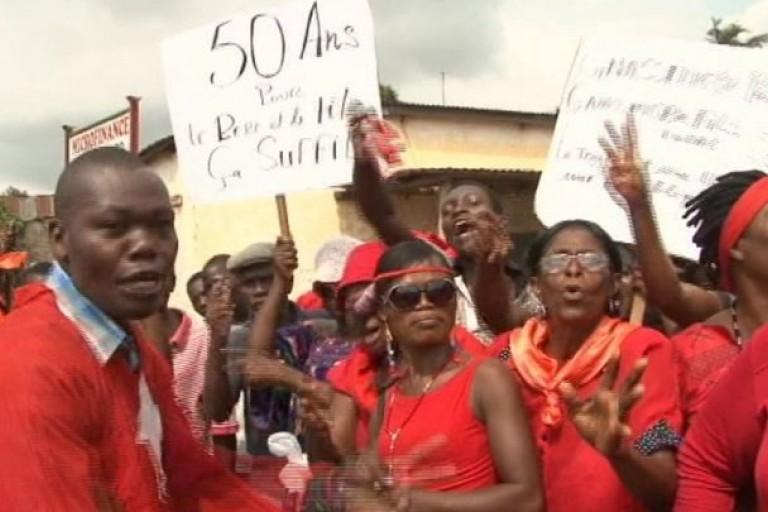 opposition togolaise