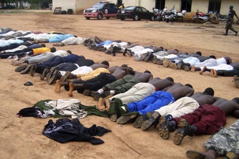 prise d'otage au Cameroun