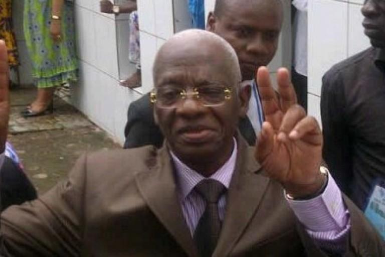 Abou Drahamane Sangaré
