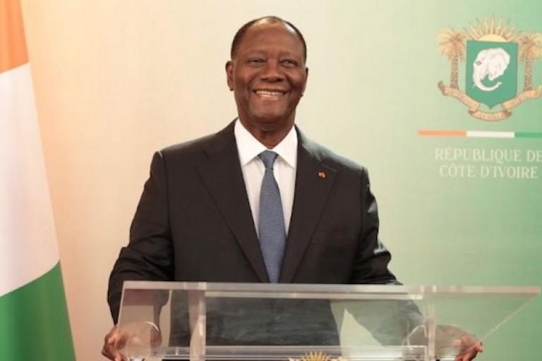 Alassane Ouattara face à la Nation