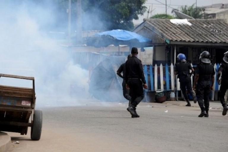 Affrontements entre CCDO et militaires à Bouaké