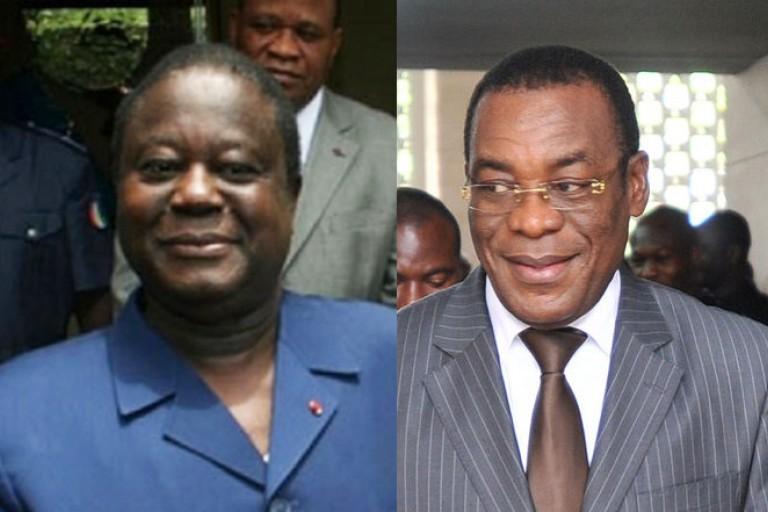 Vers un rapprochement Bédié (PDCI) et Affi N'Guessan (FPI)