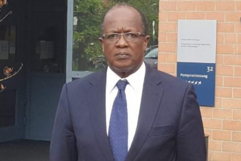 Pr Armand Ouégnin, président de EDS