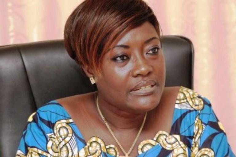 Mariatou Koné annonce le retour   de 93% des réfugiés Ivoiriens